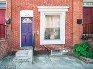 207 East Fort Ave Baltimore MD, 21230